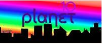Planet10 Logo